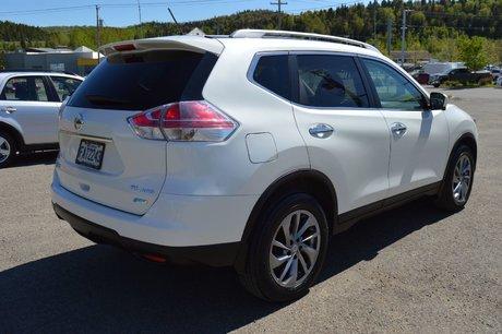 2015 Nissan Rogue SL AWD CUIR GPS TOIT OUVRANT CAMÉRA DE RECUL