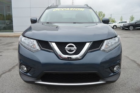 2016 Nissan Rogue SV TECH AWD NAVIGATION TOIT OUVRANT BLUETOOTH