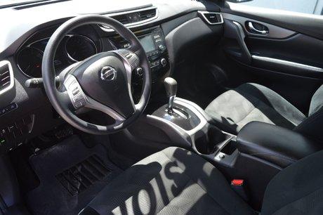Nissan Rogue S FWD CAMERA RECUL A/C SIÈGES CHAUFFANTS 2016