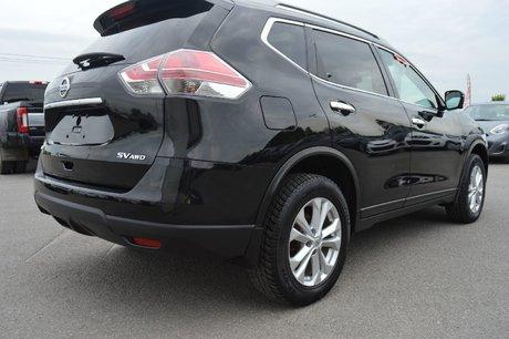 2016 Nissan Rogue SV TECH AWD MAGS NAVIGATION CAMERA BLUETOOTH