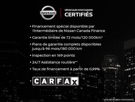 2017 Nissan Rogue SV AWD JANTES EN ALLIAGE CAMERA DE RECUL