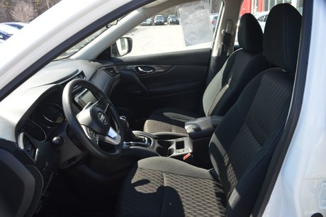 2018 Nissan Rogue S AWD BLUETOOTH A/C SIÈGES CHAUFFANTS CAMERA RECUL