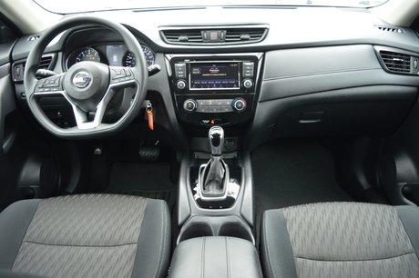 2018 Nissan Rogue S AUTOMATIQUE FWD BLUETOOTH