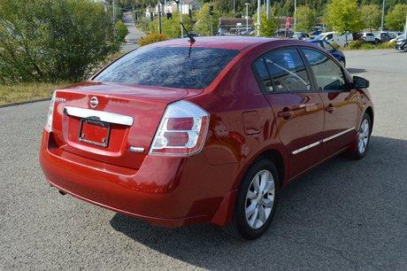 2010 Nissan Sentra S AUTOMATIQUE MAGS REGULATEUR DE VITESSE
