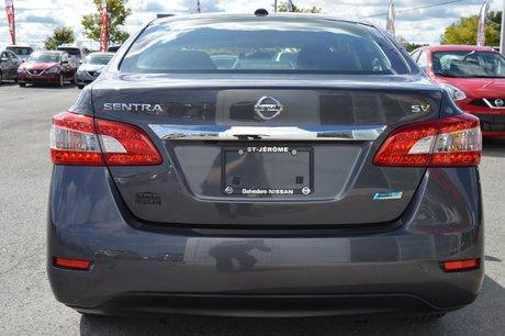 2015 Nissan Sentra SV MAGS CAMERA DE RECUL CLÉ INTELLIGENTE
