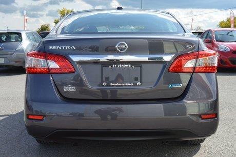 Nissan Sentra SV MANUELLE MAGS CAMERA BLUETOOTH 2015