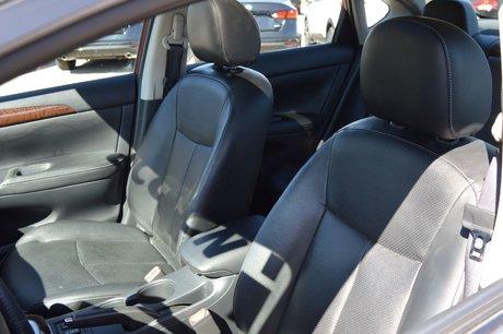 2015 Nissan Sentra SL AUTOMATIQUE A/C CUIR CAMERA DE RECUL MAG