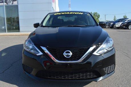 2016 Nissan Sentra SV  A/C SIÈGES CHAUFFANTS BLUETOOTH