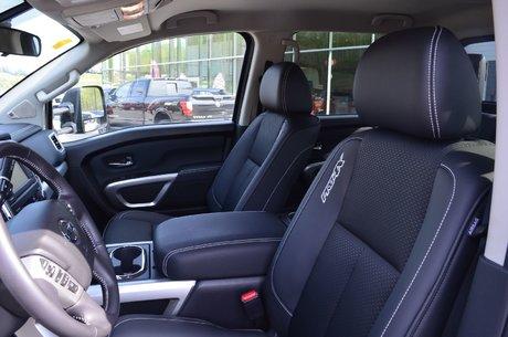 2018 Nissan Titan PRO-4X CREW CAB 5.6L BLUETOOTH COMMANDE VOCAL A/C