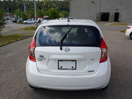 Nissan Versa Note SV, A/C, GROUPE ELECTRIQUE, BLUETOOTH 2014