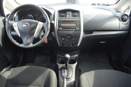 2015 Nissan Versa Note S AUTOMATIQUE AIR CLIMATISÉ BLUETOOTH