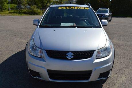 Suzuki SX4 Hatchback JX AWD AUTOMATIQUE, A/C, GROUPE ELECTRIQUE 2011