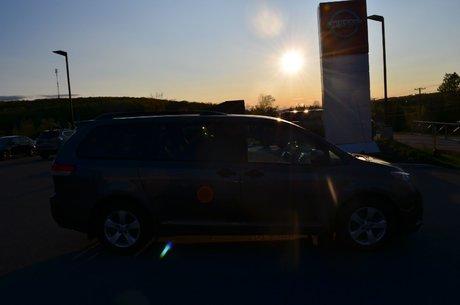 Toyota Sienna LE  SIÈGE CHAUFFANT  CRUISE CONTROL 2013