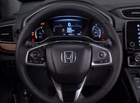 Honda's new Driver Attention Monitor