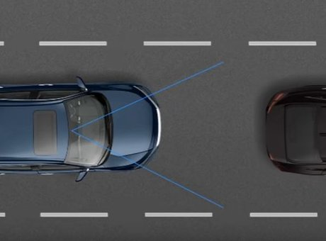 Honda Sensing™ - Adaptive Cruise Control (ACC) with Low Speed Follow