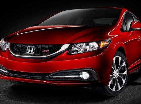 2014 Honda Civic - Economy and dynamism