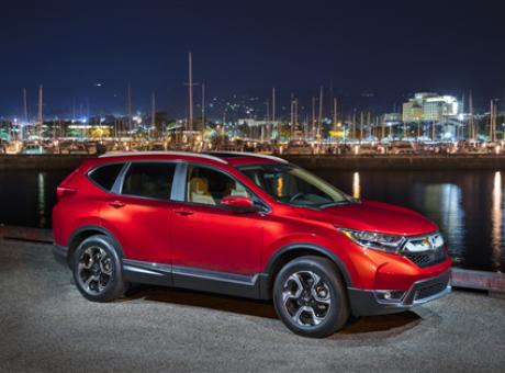 2017 Honda CR-V: better than ever