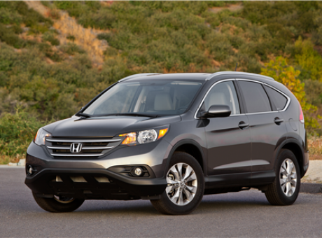 2014 Honda CR-V - The choice of many customers