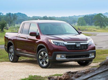 2019 Honda Ridgeline: The Truck That Does Everything