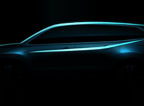 The All-New 2016 Honda Pilot SUV