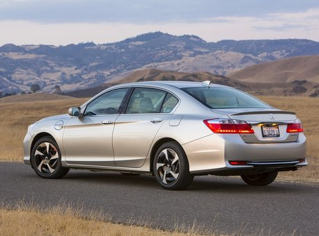 2015 Honda Accord: It's still up there with the best