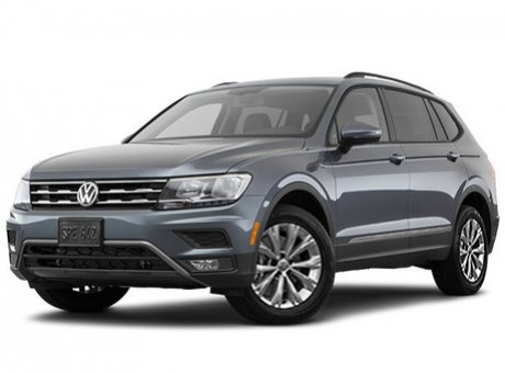 2018 Volkswagen Tiguan: Now Built for North America