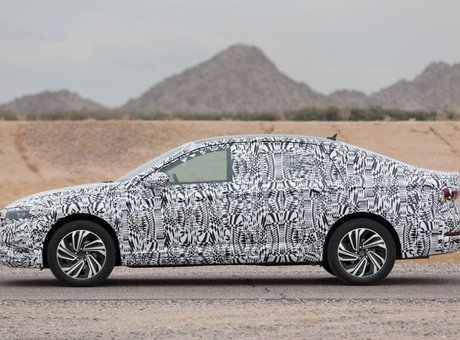 2019 Volkswagen Jetta to be Unveiled to the World in January