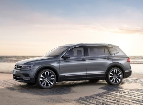 Three Things to Know About the New 2018 Volkswagen Tiguan