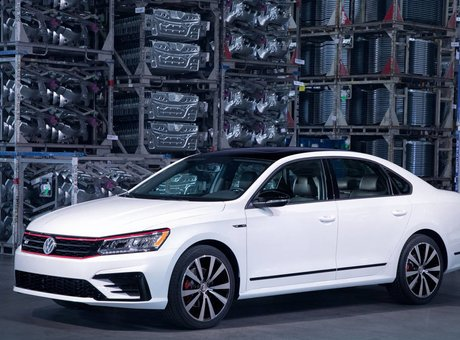 New Volkswagen Passat GT showcased in Detroit