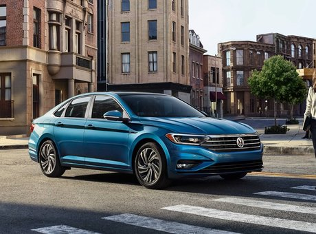The 2019 Volkswagen Jetta