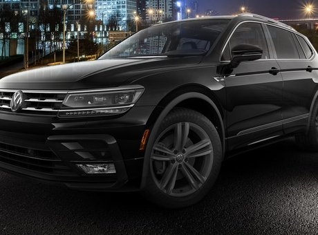 The 2018 Volkswagen Tiguan reviews showcase a ton of space