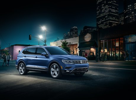 Browse a few 2019 Volkswagen Tiguan reviews