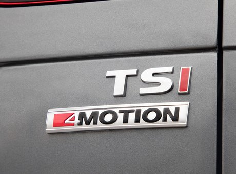 4Motion AWD is Your Guardian Angel on the Road