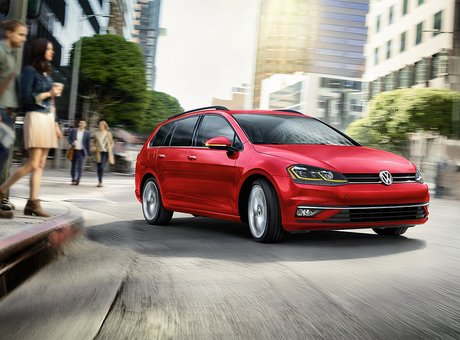 2019 Volkswagen Golf SportWagen: space without sacrificing pleasure