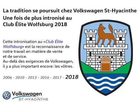 Reconnaissance au Club Élite Wolfsburg