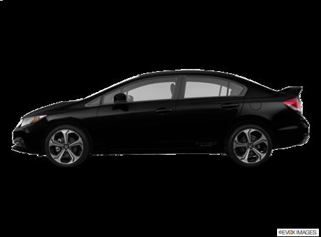 Honda Civic SI 2015 : le plaisir à l'état pur