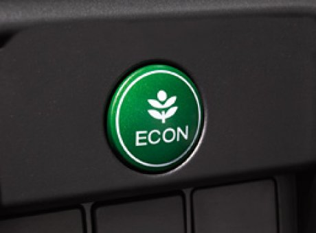 ECON Button: A most efficient driving