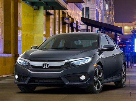2016 Honda Civic - New in every way