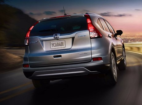 2016 Honda CR-V : Still on Top of its Game