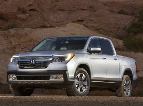 Honda unveils new Ridgeline and new Civic Coupe