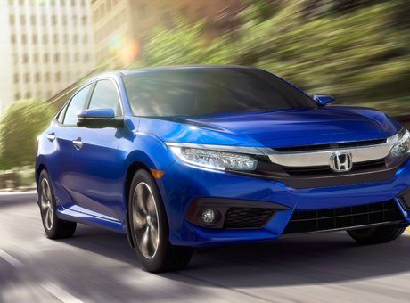 Two Honda Civic Variants Coming in 2016