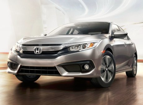 2016 Honda Civic -- More Good News