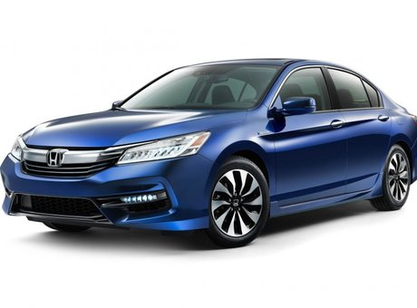 Summer 2016: The Return of the Accord Hybrid