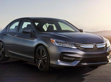 2017 Honda Accord - A 40-Year Milestone Has Been Set