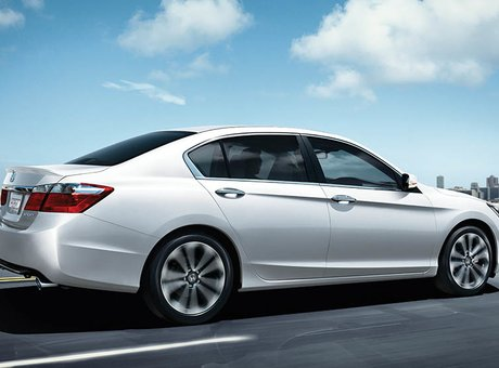 2014 Honda Accord - A hybrid model joins the range