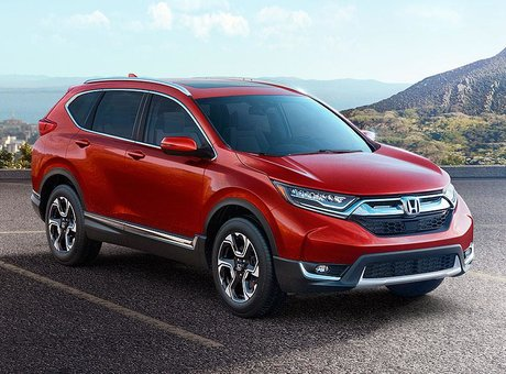 2017 Honda CR-V: here's what you need to know