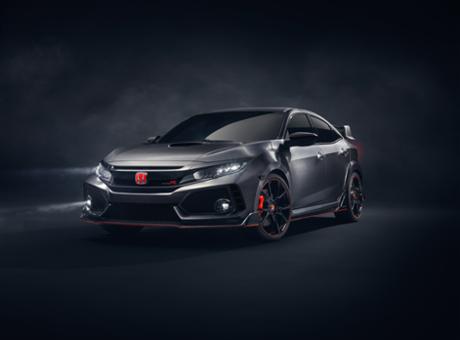 2017 Honda Civic Type R: high-performance daily driver