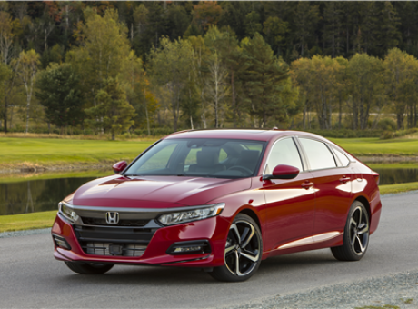 The new 2018 Honda Accord impresses at every level