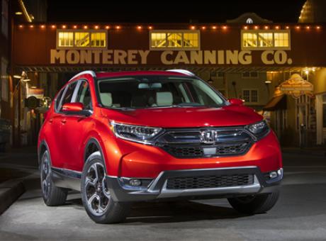 Le Honda CR-V 2018 est certainement une option à considérer
