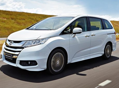 2015 Honda Odyssey: Safety and Comfort